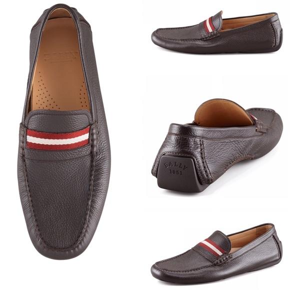 Bally Shoes | Bally Wabler Driving Shoe
